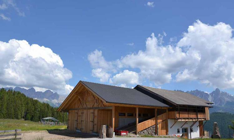 The stable – holidays on the mountain farm in South Tyrol